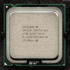Intel Core 2 Duo E6700 (4M Cache, 2.66 GHz, 1066 MHz FSB) Socket 775