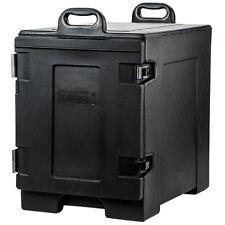 Carlisle Pc300n03 Cateraid Food Pan Carrier Black Holds 5 2 12d Pans