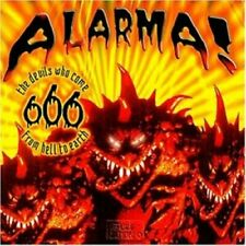 666 Alarma! (1997) [Maxi-CD]