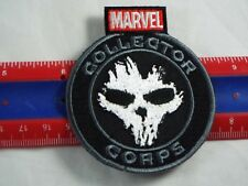 MARVEL COLLECTOR CORPS PATCH CROSSBONES