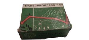 Marschkompass, Kompass, DDR, Freiberger Präzisionsmechanik