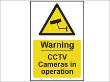 Scan - Warning CCTV Cameras In Operation - PVC 200 x 300mm