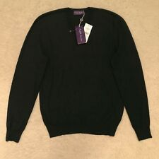Ralph Lauren Purple Label Cashmere Jumper / Sweater Green Size XXL RRP: €795.00