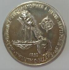 ST. CHRISTOPHER & NEVIS 20$ 1983