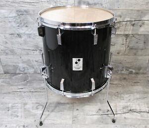 """Sonor Performer 16"""" x 16"""" Standtom Drums Schlagzeug Buchenkessel Vintage Germany"""