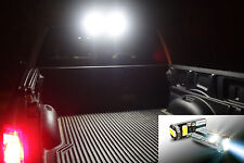 Super Bright White LED Cargo Bed 3rd Brake Light bulbs for Chevy Colorado