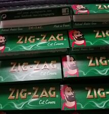 ZIG ZAG ROLLING PAPERS 9 packs  with zigzag rolling machine