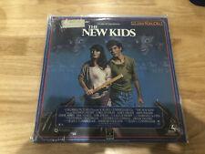 The New Kids (Laserdisc) HORROR - SEALED BRAND NEW