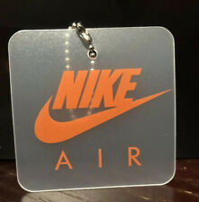 Nike Air Jordan Hang Tag New Sealed with chain different colorways dog tags AF-1