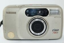 SAMSUNG FINO 700S AUTO FOCUS POINT AND SHOOT CAMERA 38-70MM LENS