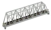 Kato N Scale 9-3/4' Truss Bridge  Gray