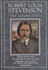 Four Complete Novels by Robert Louis Stevenson