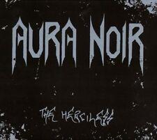 Aura Noir - The Merciless CD 2008 reissue super jewel box Peaceville press