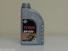 Fuchs Titan ATF 4134 Fluid Fully Approved To Mercedes 236.14 Specification 1Ltr