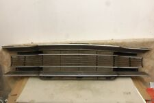 NOS GENUINE FORD CORTINA Mk3 MkIII 2000 L Facelift GREY GRILLE ASSEMBLY