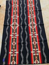 Pendleton Woolen Mills Beaver State Reversible Native-Style Tapestry Blanket