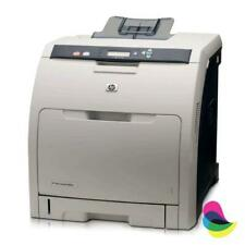 HP LaserJet 3600dn Desktop A4 Duplex Colour Laser Printer + Full HP toners