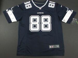 New CeeDee Lamb #88 Dallas Cowboys Game Navy Blue Team Jersey
