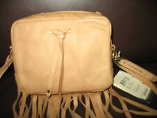 NWT Lucky Brand Mini Cross-Body Bag  NATURAL