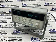 Agilent HP 34970A Data Acquisition Switch Unit w/ 34901A 20 Channel Multiplexer