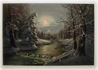 "Jesse Barnes  "" New Fallen Snow "" # 2075 S/N W/CERT  (Mint) 1999"