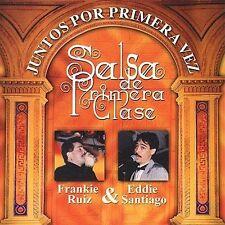 Juntos Por Primera Vez: Salsa De Primera Clase Santiago, Ruiz MUSIC CD