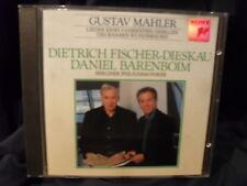 Mahler - Lieder - Dietrich Fischer-Dieskau/Daniel Barenbom & Berliner Philharmon