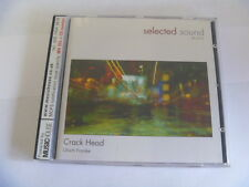 SELECTED SOUND CRACK HEAD ULRICH FRANKE RARE LIBRARY SOUNDS MUSIC CD