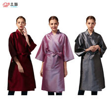 [YODEL] JACQUARD RAW Hair Salon Customer Gown - SP001 / 3 Color / Made in Korea