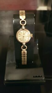 Vintage 1930s Gold Plated Ladies Tissot Mechanical Watch GWO