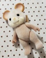 SYLVANIAN FAMILIES CALICO CRITTERS NORWOOD MOUSE FAMILY CHILD SISTER BROTHER