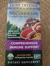 Host Defense My Community Comprehensive Immune Support 120 Caps