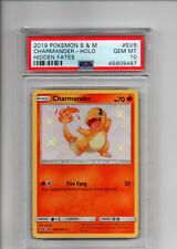 New listing Pokemon Tcg Psa 10 Shiny Charmander x1 Pokemon Hidden Fates Gem Mint