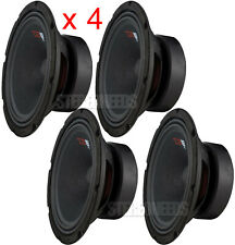 "4 DS18 PRO-GM8 8"" 2320W Midrange Loudspeakers 8 Ohm Pro Audio Speakers Mid Bass"