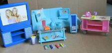 Vintage Mary Kate & Ashley Dollhouse or Pretend Play Furniture & Accessories