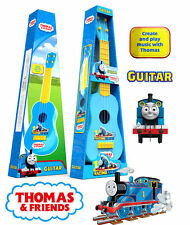 THOMAS & FRIENDS MUSICAL GUITAR KIDS PRESCHOOL INSTRUMENT EDUCATION TOY GIFT SET