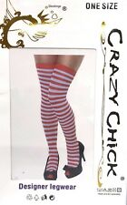 SEXY WOMEN LADIES STAY UP HOLD UP STOCKING DESIGNER LEGWEAR OVER THE KNEE ST0726