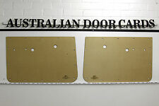Holden HD, HR. Ute, Panel Van Door Cards. Blank Trim Panels. Quality Masonite