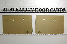 Holden HD, HR. Ute, Panel Van Door Cards. Blank Trim Panels. Quality Masonite