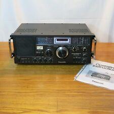 Panasonic Model RF-4800 Shortwave Communications receiver radio, nice shape