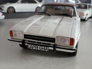 1/18 scale ford Capri otto