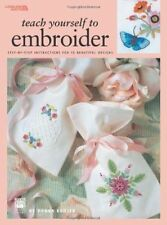 Teach Yourself to Embroider (Leisure Arts #1957) by Kooler Design Studio