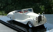 Rolls Royce Silver Wraith convertible 1950  (White)