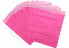 50/100pcs Pink Poly Mailers Shipping Envelopes Self Sealing Plastic Mailing Bags