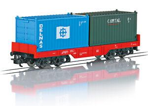 Märklin Démarrer Up - Wagon Transport de Conteneurs, H0 (1:87), 44700
