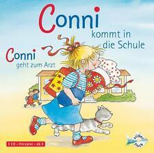 Conni kommt in die Schule/Conni geht zum Arzt