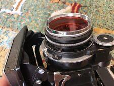 Moskva 5 adapterring 40,5 mm . Für Mittelformatkamera .. Zubehör Moskwa 5