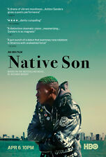 "Native Son Movie Poster 18"" x 28"""