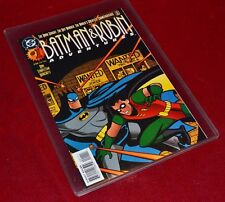 Batman & Robin Adventures #1 Harley Quinn 1995 COMIC Book 9.6 NEAR MINT, not CGC
