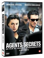 Agents Secrets (2003) - Monica Bellucci DVD *NEW